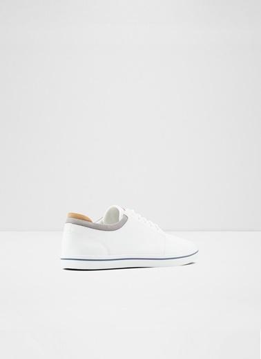 Aldo Dwain - Beyaz Erkek Ayakkabi Beyaz